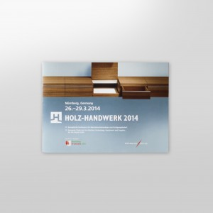 Prospekt HOLZ-HANDWERK 2014