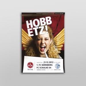 Plakatkampagne HOBB ETZ!