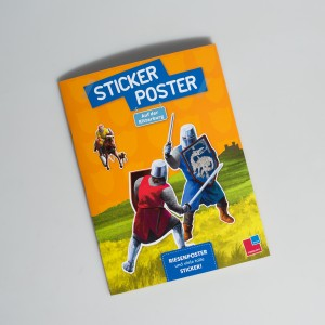 Stickerposter