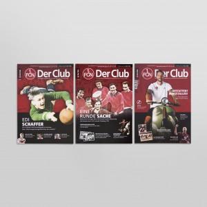 """Mitgliedermagazin """"Der Club"""""""